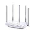 TP-Link Archer C60 AC1350 bežični dual band 1350Mb/s ruter 802.11ac/a/b/g/n (867Mb/s@5GHz & 450Mb/s@2.4GHz), Tether App, WDS, WMM, WPS, 5 fiksnih antena (3x2.4GHz+2x5GHz)