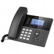 Grandstream-USA GXP-1780 Business 8-line/4-SIP VoIP HD telefon, LCD 200x80 displej i 2 x UTP porta 10/100Mb/s, 4 x XML + 32 x BLF programabilna tastera, PoE
