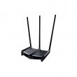 TP-Link TL-WR941HP 450Mb/s High Power 2.4GHz firewall ruter snage 1.000mW (30dBm), 1 x WAN+ 4 x LAN, IP kontrola brzine / izolacija klijenata, 3T3R MIMO, WPS dugme, WDS ripiter, WMM, 3 x RP-SMA antene 9dBi