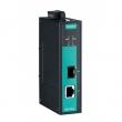 Moxa IMC-21GA industrijski 10/100/1000BaseT(X) na 100/1000Base SFP media konverter, SFP slot (-10 do 60°C)