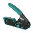 RJ-45/RJ-12 alat za krimpovanje i blankiranje sa sečicama, Pro'sKit (CP-333)