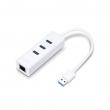 TP-Link UE330 USB 3.0 na Gigabit Ethernet adapter i USB 3.0 hub sa 3 porta