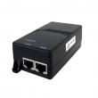 Grandstream-USA Gigabit PoE injector 10/100/1000Mb/s 802.3af/at mode B sa AC/DC adapterom, 48V / 0.5A