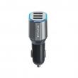 TP-Link CP230 3-portni USB pametni brzi punjač za automobil 12V-24V DC, 5V/2.4A na izlazu, zaštita od pregrevanja, prenapona, prekomernog punjenja i kratkog spoja