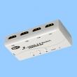 HDMI svič CKL HD-83M2  3-IN/1-OUT HDMI 2.0, DCI 4K rezolucija do 4096x2160 (60Hz)