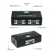 VGA spliter CKL-1021ASW 1-IN/2-OUT bandwidth 450MHz, 2048x1536@60Hz, extend the signal up to 60m
