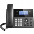 Grandstream-USA GXP-1760W Business 6-line/3-SIP VoIP HD WiFi dual-band 2.4/5GHz telefon, LCD 200x80 displej i 2 x UTP porta 10/100Mb/s, 4 x XML + 24 x BLF programabilna tastera, PoE