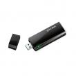 TP-Link Archer T4U AC1300 wireless 1300Mb/s dual band USB adapter 802.11ac/a/b/g/n (2.4GHz & 5GHz), WPS dugme za brzo WiFi kriptovanje, USB kabl 1m