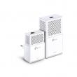 TP-Link TL-WPA7510 KIT (TL-WPA7510+TL-PA7010) 1000Mbps Powerline Extender komplet: WiFi dual-band (2.4GHz & 5GHz) + Gigabit Ethernet za mrežu preko strujne instalacije - domet do 300m, 128 Bit AES kriptovanje