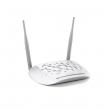 TP-Link TD-W9970B 3G-LTE / VDSL2 / ADSL2+ / 300Mb/s WiFi 802.11n VPN ruter 10 IPSec tunela, 4 x LAN /Ethernet WAN 10/100Mb/s, USB port storage/ printer/ media/ FTP, IPv4/v6 dual stack, QoS, SSL, TR069, SNMP, WPS, Annex B