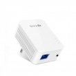 Tenda P3 Powerline HomePlug AV1000Mb/s PLC Adapter sa Gigabit 10/100/1000Mb/s portom za mrežu preko strujne instalacije dometa do 300m, plug&play, power-saving, 128-bit AES kriptovanje, kompatibilan sa AV200/500/600Mb/s