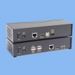 HDMI KVM Extender CKL-150HU up to 150m over cat. 5e/6 cable (STP recommended)