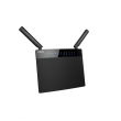 Tenda AC9 WiFi Gigabit router AC1200Mb/s 802.11ac/a/b/g/n dual band 2.4 & 5GHz, Broadcom čip, Gigabit WAN + 4 LAN 100/1000Mb/s, USB (File & Print), Beamforming+, WISP/Universal Repeater/Access Point, WPS, Tenda Cloud App