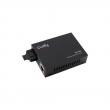 Cudy MC100GMA-05 Gigabit Ethernet 10/100/1000Mb/s Fiber multi-mode konverter 850nm dometa do 550m (SC konektor)
