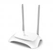 TP-Link TL-WR850N WiFi 300Mb/s Ruter / AP / Extender 2.4GHz 100mW, Agile Config, iOS & Android ap, roditeljska kontrola i mreža za goste sa ograničenjem brzine; CCA - biranje kanala s najmanje smetnji, WPS, 2 antene