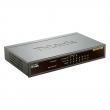 D-Link DES-1008PA PoE svič 8 port 10/100Mb/s, 4 PoE porta 802.3af do 15.4W, ukupan PoE budžet 52W, metalno desktop kućište