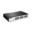 "D-Link DGS-1024D/E 24 port 10/100/1000Mb/s desktop / 19"" rackmount svič, 10K Jumbo Frame, 802.1p QoS (8 redova), Port Isolation, Storm Control, 802.3az Energy Efficient Ethernet (EEE), CSMA/CD, Cable Diagnostic LED"