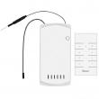 SONOFF iFAN03 smart-home 2-kanalni prekidač 660W i 3-položajni dimer 480W, RF 433MHz & WiFi 2.4GHz kontrola, timer i smart scenarija, besplatna eWeLink Android i iOS app, Amazon Alexa / Google Assistant & Nest / IFTTT