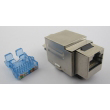 Modul RJ-45 STP kat. 5E Fully Shielded - kabl se spaja bez alata, T568A/B, Unicom SpeedCap