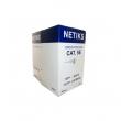UTP patch kabl kat. 5E Netiks – dostupan u 6 različitih boja, 100% bakar