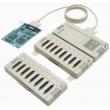 Moxa C32082T 8-port RS-232 module, RJ45 (10-pin), DB37 kabl, rackmount