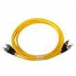 Fiber duplex patch cord kabl FC-FC duž. 2m, singlemode 9/125, UPC (ultra polish qualities) - fabrički napravljen i testiran