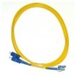 Fiber duplex patch cord kabl SC-LC duž. 2m, singlemode 9/125, UPC (ultra polish qualities) - fabrički napravljen i testiran