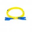 Fiber duplex patch cord kabl E2000-E2000 duž. 2m, singlemode 9/125, UPC (ultra polish qualities) - fabrički napravljen i testiran