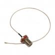 U.FL na N (ženski bulkhead) low loss antenski pigtail kabl