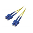 Fiber duplex patch cord kabl SC-SC duž. 3m, singlemode 9/125, UPC (ultra polish qualities) - fabrički napravljen i testiran