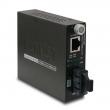 Planet GT-702S Gigabit Ethernet 1000Mb/s Fiber single-mode konverter dometa do 10km (SC)