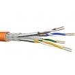 SFTP kabl kat. 7+ Draka tip UC900 HS23 4P FRNC testiran do 900MHz, bez halogena; Delta / EC, 3P & GHMT sertifikovan