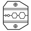 Modul za univerzalna klešta za krimpovanje RG-58/59 (1PK-3003D9)