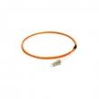 LC/UPC pigtail multimode 50/125 mikrona dužine 2m, UPC (Ultra Physical Contact), fabrički napravljen i testiran