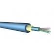 Draka fiber kabl 4 vlakna 9/125 singlemode indoor/outdoor, FireBur® halogen free CPR Eca klasa negorivosti, UV otporan, sa zaštitom od glodara, Enhanced ESMF G.652.D poluprečnik savijanja ≤ 60mm, 2000N, U-DQ(ZN)BH 4E9
