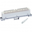 ADC KRONE LSA regleta 10 parica, sastavna (ranžirna) - Krone model 6089 1 002-02