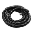 Kabl telefonski spiralni za slušalice 4P4C / 4P4C duž. 2m