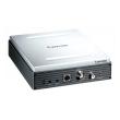 Vivotek RX7101 Video Receiver za integraciju do 20 IP kamera/servera na analogni CCTV sistem, istovremeno 1-kanal D1 ili 4-kanala CIF rezolucije, RJ-45 ulaz i RCA/S-video/BNC izlaz, mikrofon, RS-485, 4xDO, 12V/0.5A izlaz