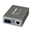 TP-Link MC100CM Fast Ethernet 10/100Mb/s Fiber multi-mode konverter dometa do 2km (SC)