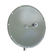 Parabolic Dish antena 29 dBi 5.5-5.7GHz ND-5457-29-6 - N(ž), H/V ugao 6 stepeni, pun tanjir prečnika 60cm
