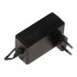 AC/DC adapter 48V - 0.95A / 110-240V, 50-60 Hz, 45.6W (UL, C-UL, TUV, CE), GPEN koncept