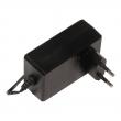 AC/DC adapter 57V - 0.8A / 110-240V, 50-60 Hz, 45.6W (UL, C-UL, TUV, CE), GPEN koncept