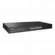 "Cudy GS1016 16-port Gigabit 10/100/1000Mb/s desktop/ 19"" rack svič, non-blocking architecture full wire-speed 32Gb/s capacity, 802.3x flow control, eco-efficient"