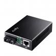 Cudy MC100MA-2 Fast Ethernet 10/100Mb/s Fiber multi-mode konverter 1310nm dometa do 2km, BER<1E-9, podržava LFP (dual SC konektor)