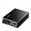 Cudy MC100SA-20 Fast Ethernet 10/100Mb/s Fiber single-mode konverter 1310nm dometa do 20km (SC konektor)