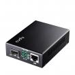 Cudy MC220 Gigabit Ethernet 10/100/1000Mb/s Fiber konverter sa 1 SFP slotom (SFP modul se kupuje posebno)