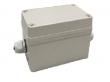 Cudy POE250 Outdoor Gigabit PoE+ Injector (Supplier Adapter) 802.3af/at, max izlazna snaga do 30W, IP67 zaštita, plastično kućište, Power over Ethernet do 100m