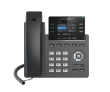 "Grandstream-USA GRP-2613 Carrier-grade 6-line/3-SIP VoIP HD telefon, podesivi 2.8"" TFT color LCD 320x240 displej, 24 Virtual Multi-Purpose (VPK) i BLF tastera, 2 x Gigabit UTP porta, PoE"