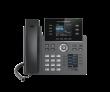 "Grandstream-USA GRP-2614 Carrier-grade 4-line/4-SIP VoIP HD telefon, podesivi 2.8"" & 2.4"" (8 MPK) dual TFT color LCD 320x240 displeji, 40 VPK i BLF tastera, 2 x Gigabit UTP porta, 802.11ac WiFi, Bluetooth, PoE"