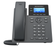 Grandstream-USA GRP-2602P Carrier-grade Essential 2-line/4-SIP VoIP HD telefon, LCD 132x48 displej i 2 x UTP porta 10/100Mb/s, PoE